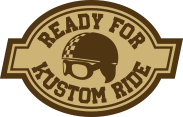 Ready for Kustom Ride logo